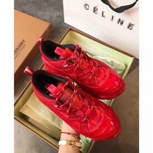 2020 neuester Art und Weise Frauen-Plattform-Turnschuh Designe Vintage-Arthur Sneakers TB Printed Luxuxmann Triple-Schuhe in über Runway TrainerRX23