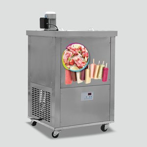 Brazilian Slim design 3 molds ice Popsicle Machine,ice Lollipop Maker with 3 Slim Mold Sets (26 pcs Popsicle Stick)