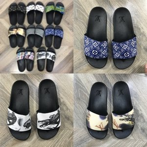 Slipper Frauen Soes Sandalen Sommer 2020 Wohnung Soes PU Leater Gladiator Soe Frauen Deners Zapatos De Mujer L05 # 942 # 454 # 313