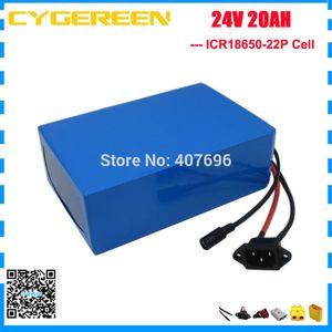 1000W 24V 20Ah Lithium li ion battery pack for power wheelchair electric bike skateboard solar street light Use for samsung cell