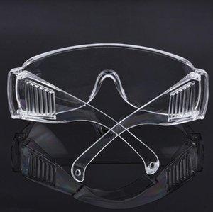 Прозрачные защитные очки Anti-dust Work Eye Anti-impact Outdoor Safety Goggles очки лаборатории легкие очки подарок бесплатная доставка