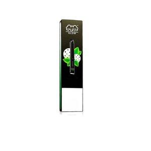 высокое качество Puff Bar Glow Одноразовые устройства Pod Starter Kit 500 Puff Glow 1,4 мл Предварительно заполненные картридж 280mAh батареи