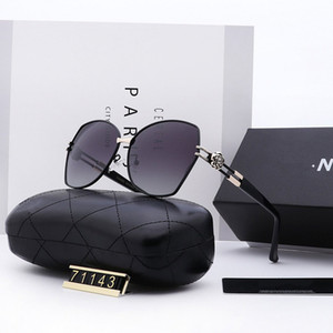 2020 Model 71143 ladies and girls candy color polarized sins hd lens liss leg true color coating fashion trend