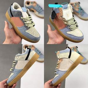SB Dunk Low Pro chaussures de course haute spectre hommes femmes oeufs de Pâques Mandarin chaussures de sport de planche à roulettes de canard hommes Formateurs sport 36-44