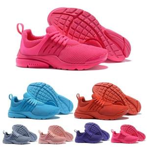 5 36 45 Nuovo design di lusso Sneakers Presto Br Qs Breathe Nero Bianco Giallo Rosso Mens formatori delle donne degli uomini caldi casual Calzature Scarpe da corsa -4
