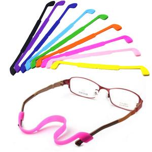 genç çocuklar gözlük anti kayma elastik silikon gözlük spor kayış