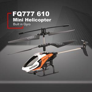 3CH Mini Explore RC Drone Aeronave 6-eixo, construído em giroscópio controle remoto infravermelho Brinquedos helicóptero com luz LED Estrutura durável