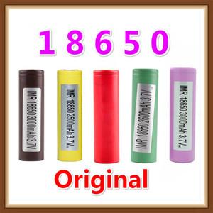 Orijinal En Kaliteli HG2 30Q VTC6 3000 mAh INR18650 25R HE2 HE4 2500 mAh VTC5 2600 mAh VTC4 18650 Pil E Çiğ Mod Şarj Edilebilir Li-Ion Hücre