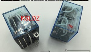 Free shipping lot (2pieces lot) 100%Original New LY4N-J-12VDC LY4N-J-24VDC LY4N-J-48VDC LY4N-J-220 240VA 14PINS Power Relay