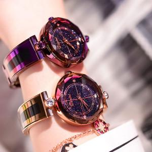 Mode Dimini Mesdames cristal montre étanche Quartz Montres Top Marque Femme Horloge Japon Mouvement