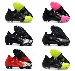 2019 scarpe da uomo di calcio Mercurial Greenspeed 360 FG tacchetti da calcio Mercurial Superfly 360 GS Ramponi de scarpe da calcio chuteira nero