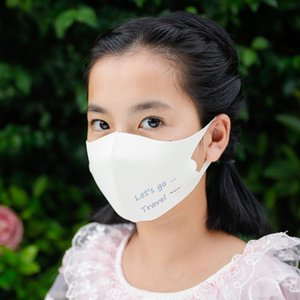 Дети Мультфильм лица маски Мультфильм Мальчики Нетканые Рот Маска Анти Загрязнение дышащий Печать маски для взрослых детей