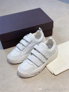 The latest High edition mens and womens sneaker, Inner mesh with leather ventilation flat sole casual shoes With original box