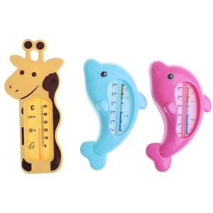 Baño niño ducha Producto sala de agua Termómetro de baño linda del bebé Baño Dolphin Temperatura infante juguete Ducha