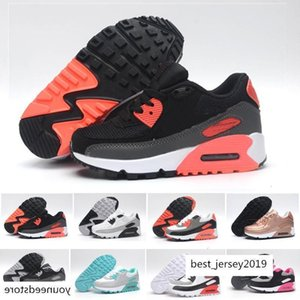 Kids Sneakers Presto 90 II shoe Children Sports Orthopedic Youth Kids trainers Infant Girls Boys running shoes 9 Colors Size 28-35