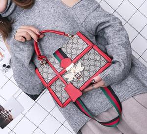 Nuova borsa da donna a mano inclinata moda Bag nel 2019 Baitie borsa a tracolla singola stile di recupero stile portabagagli
