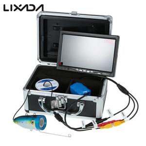 Digital LCD 1000TVL Fish Finder HD DVR Recorder Waterproof Fishing Video Camera Monitor Underwater 15M 30M Cable EU US Plug
