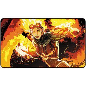Tapete de juego de mesa mágico: .CHANDRA NALAAR - IDW 60 * 35 cm tamaño tapete de mesa