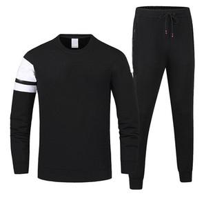 Designer Tute uomini di marca TopsPants Sport progettista Tute Logo Moda Uomo Autunno felpe di marca Felpe Abbigliamento Uomo