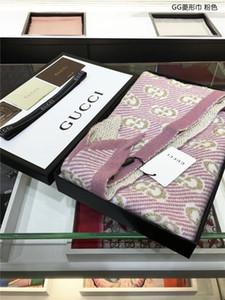 Großhandels-Cashmere mit Goldfäden Schal Frauen Herbst Winter Schal Modische Schals Lange klassischen Druck Schal die Handtasche hinzufügen