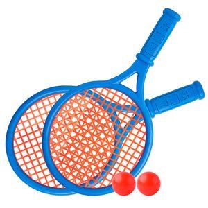 Kids Tennis Racquet Set Children Funny Tennis with Balls for Home Garden Beach Outdoor School Training Sport