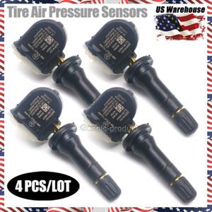 2020 Nova 4PCS Tire Pressure Sensor para ACDelco 13598771 13598772 315Mhz 315 Mhz Original Equipment TPMS DG
