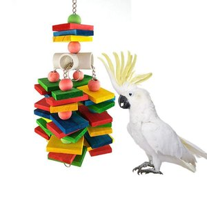 Verholzung Vogel Papagei Farbe Wood Gnaw Toys Amazon
