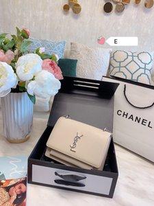 2020 New Fashion DesignerYSLWomen Cross Body Bags Hot Sales Chains Shoulder Bags for The Best Gift Choice Handbag 10
