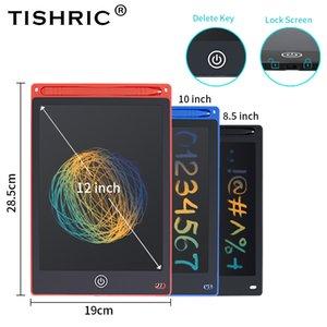 """كمبيوتر مكتب TISHRIC الذكية LCD الكتابة 8.5 \ """"/ 9 '' / 10 \"""" / 12 \ """"بوصة الرسومات اللوحي للرسم على الجدران رسم لوحة لوحي للأطفال"""