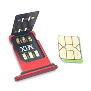 New Original Upgradeable Chinasnow MIX V1.39 for iP6S-XR 11 12Series Perfect Unlock Sim Card 4G 5G Turbo Sim Gevey Pro ONESIM