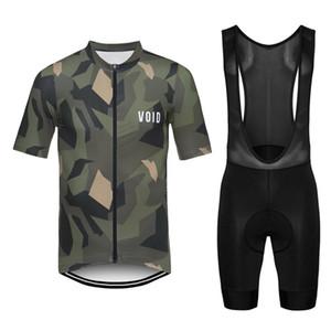 2019 VOID Pro Radfahren Jersey Set Mtb Fahrradbekleidung Sommer Kurzarm Fahrrad Maillot Roupa Ciclismo Hombre Outdoor Sport Anzüge