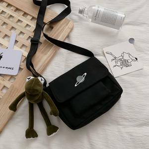 2020 Yeni Tasarımcı Çanta Casual Bayanlar Patlayıcı Omuz Çantası Tasarımcı Crossbody Çanta