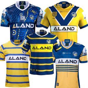 2019 2020 Parramatta Eels Home Away Rugby Jersey Parramatta Eels Indigenous Jersey shirt Australia nrl rugby league jerseys 2020 size:s-3xl