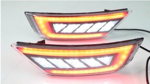 For Ford Focus Hatchback Classic 2009 2010 2011 2012 2013 Car Right Rear Bumper Reflector Lights Rear Fog Lamp Assembly