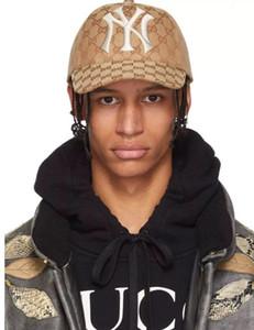Hüte Mode Kappen-Baseballmütze für Frauen der Männer Caps justierbare Hüte 4 Farben Optional 4 Season Hot Tops Beanie Casquette No Box