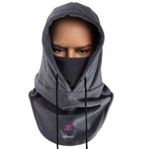 Winter-warmer Hut Tactical Balaclava Ski-Gesichtsmaske Winddichtes Fleece Hood Hut Sport Winddichtes Hals Thermal Männer und Frauen-Hut-Maske