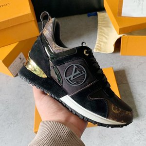 Neue 2019 Frauen Sportschuhe Outdoor Walking Jogging Sneakers Lace-Up Mesh Sportschuhe Weiche Run Away Sneaker Schuhe von mujer Drop Ship
