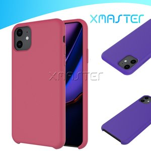 For Samsung Note 10 S10 5G A6S iPhone 11 Pro Huawei P30 Nova 4 MOTO G7 Play Ultra Thin Mobile Phone Case xmaster