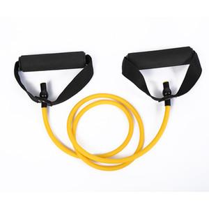 Unisex Gerade Rally Fitness Rally Gerade Rally Seil Haushalt elastisches Seil Fitness Chest Entwickler Chest-Expander