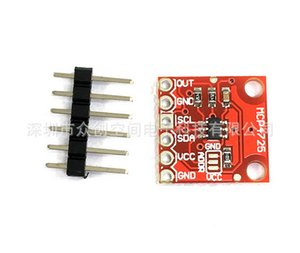 100pcs MCP4725 12Bit I2C DAC Digital Converter Module To Analong EEPROM Development Board For Arduino 2.7V-5.5V