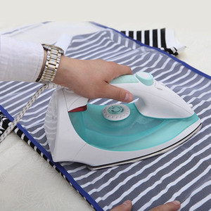 Protective Press Mesh Ironing Cloth Guard Protecting for Delicate Garment Clothes Pad for Household Use A19 A52