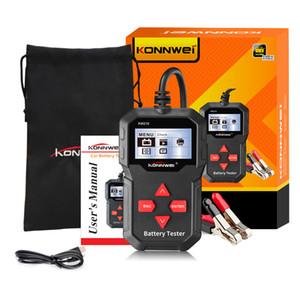 Neueste Konnwei KW210 Automatische Smart-Auto-12V-Batterie-Tester Analyzer 100-2000 CCA Cranking Car Battery-Tester
