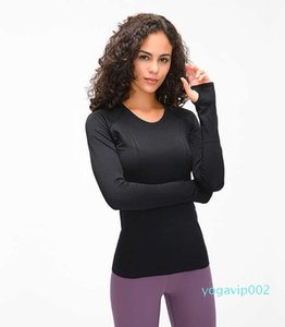 2020 autumn and winter new gym ladies fitness T-shirt women long sleeve yoga tops ladies gym tops sportswear ladies running tops