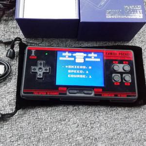 consola de juegos SIMULADOR FC3000 familia bolsillo imperio retro portátil Full Speed 70 Frames consola de juegos 1pc gota shipo