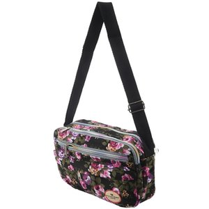 Fashion Printing Women Messenger Bags Canvas Sport Bags Mummy Bag Ladies Black Dog Houses Kennels Accessories