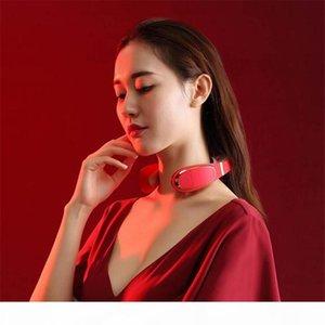 Halswirbel Schulter-Nacken-Massagegerät elektrischer multifunktionale Nackenschutz Halswirbel heiße Kompresse Infrarot-heatiing 1set
