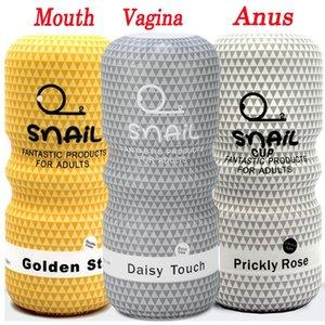 Vagin Masturbatings Homme masturbateur Tight pénis en silicone souple Toys réaliste pour Pussy Anal Sex Toys Adulte Hommes érotique Chbew