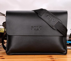 Designer der berühmten Marken-Leder-Mann-Beutel-Aktenkoffer Beiläufiges Geschäfts-Leder-Männer Messenger Bag Vintage-Männer Umhängetasche Tasche Taschen
