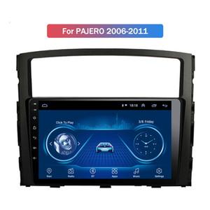 For Mitsubishi PAJERO 2006-2011 Car Radio Multimedia Video Player Navigation GPS Android 10