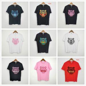 Ken2o футболка уличная марка Мужские футболки дизайнер женщин письмо Embroid повседневная пуловер роскошный свитер брендовая одежда 20041603L